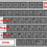 ゲーム向けのキー&マウスコンフィグ一覧