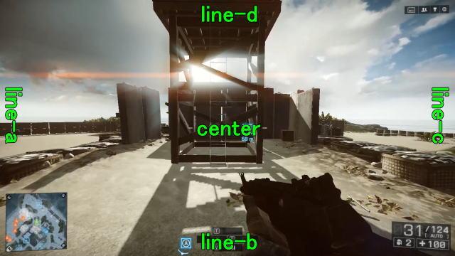 line-d