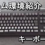 ゲーム環境紹介(Realforce 91UDK-G編)