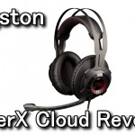 HyperX Cloud Revolver ヘッドセット レビュー