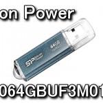 SP064GBUF3M01V1B 64GBのUSBメモリ レビュー