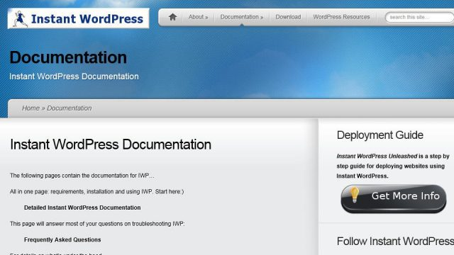 instant-wordpress-documentaiton-640x360