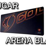 ARENA BLACK ゲーミングマウスパッド レビュー