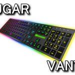 VANTAR ゲーミングキーボード レビュー