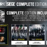 Rainbow Six Siege Complete Editionとは?