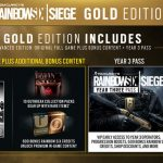 Rainbow Six Siege Gold Editionとは?