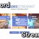 OBSにDiscordをオーバーレイ表示する方法
