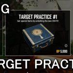 【PUBG】TARGET PRACTICEとは?