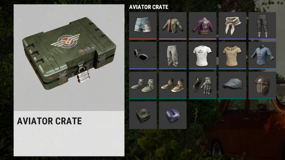 【pubg】aviator Crateとは? Raison Detre ゲームやスマホの情報サイト