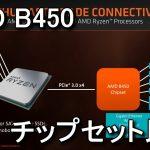 【AMD】B450とX470の違い