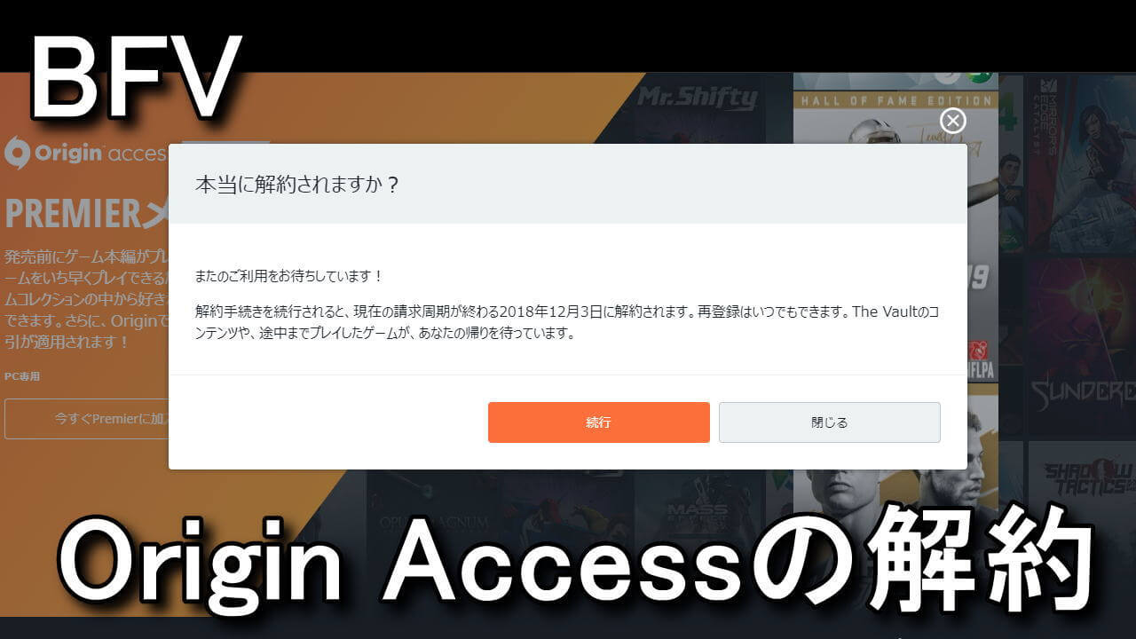 bfv-origin-access-cancel