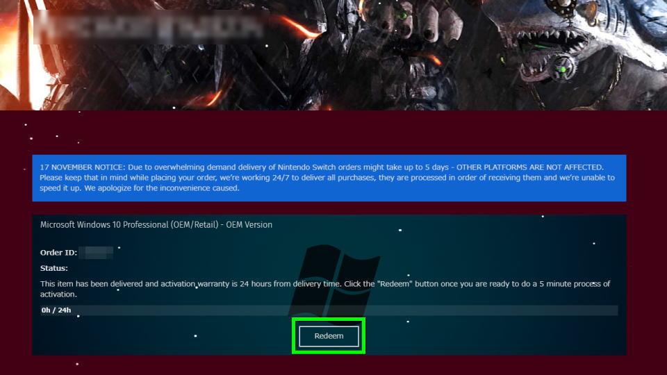 鍵屋人柱】格安のWindows 10 Proは認証できるのか?【PSNGames