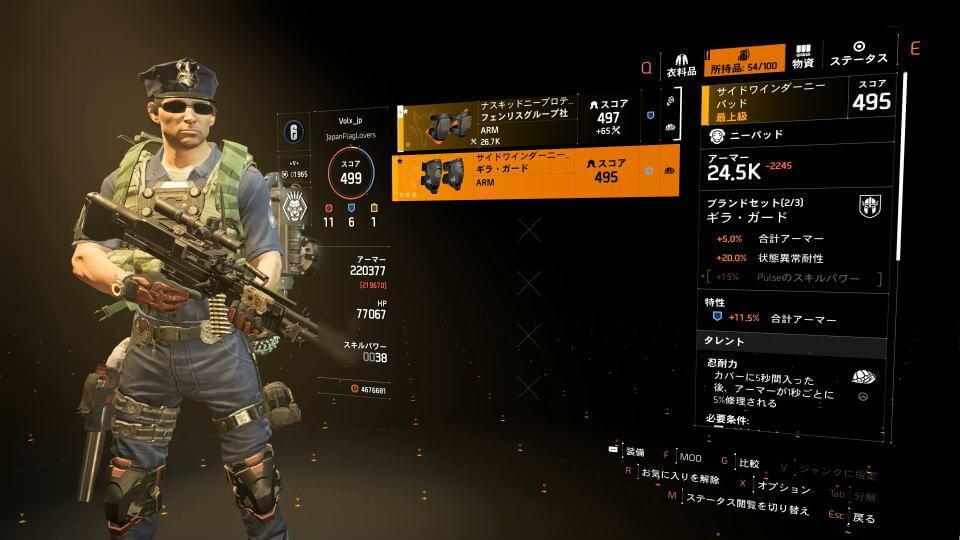 division-2-gear-kneepad-max