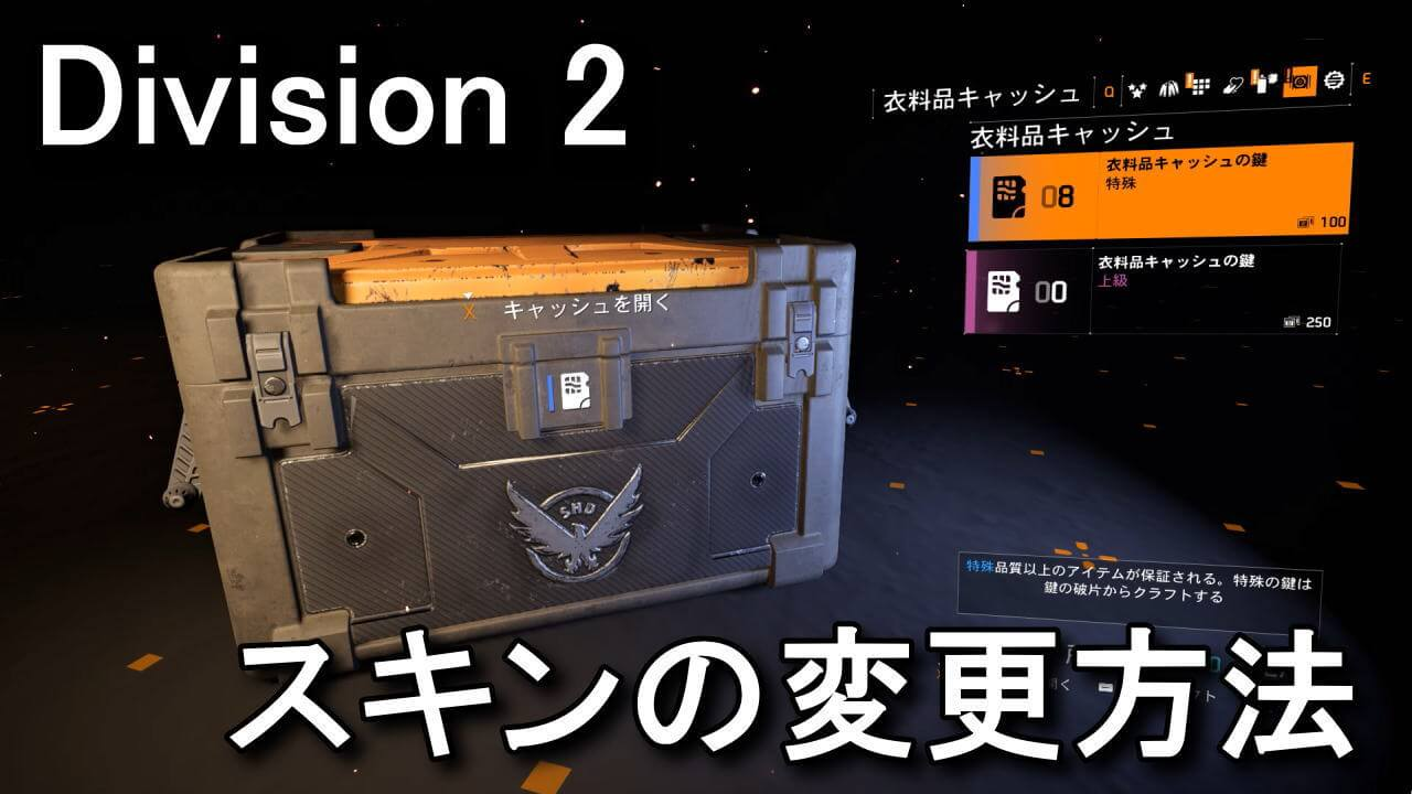 division-2-skin-change-guide