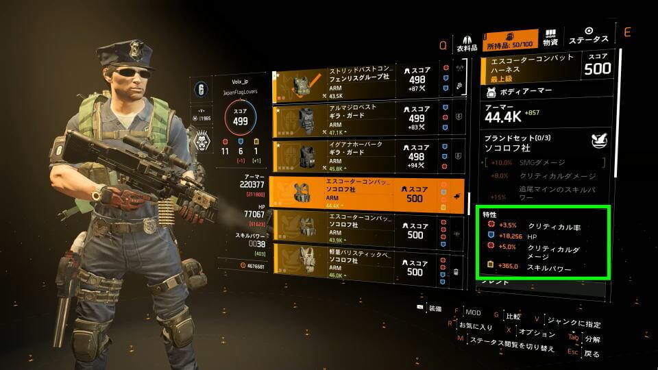 division-2-talent-mod-list-armor-1