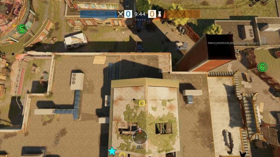 r6s-theme-park-rework-map-outside-north
