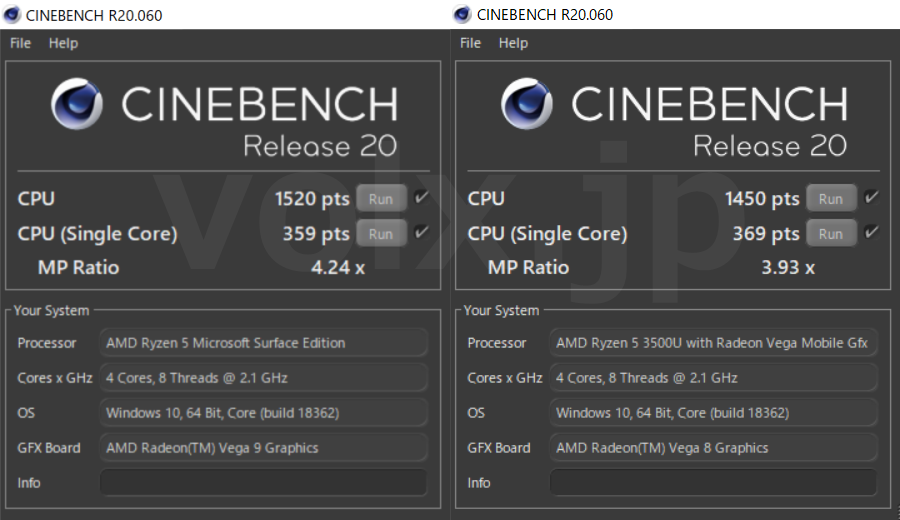 ryzen-5-3580u-vs-ryzen-5-3500u-cinebench