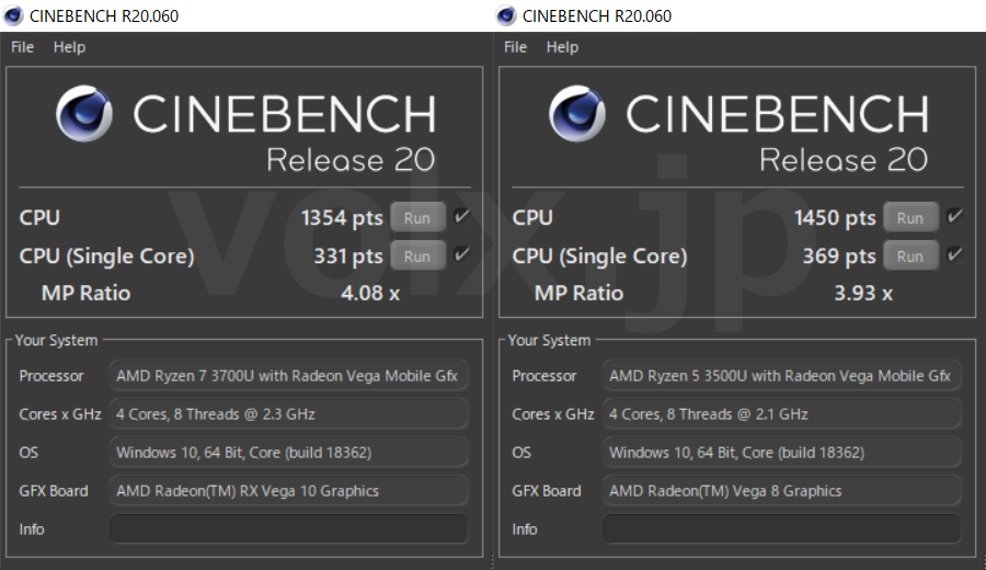 ryzen-7-3700u-vs-ryzen-5-3500u-cinebench
