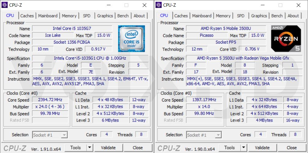 core-i5-1035g1-ryzen-5-3500u-hikaku-cpu-z