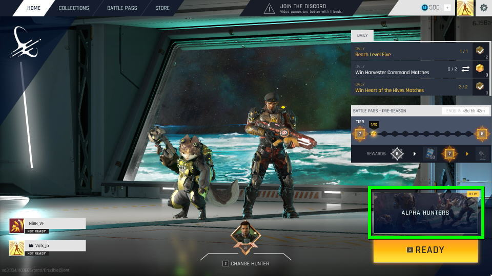 crucible-alpha-hunters-rule-start
