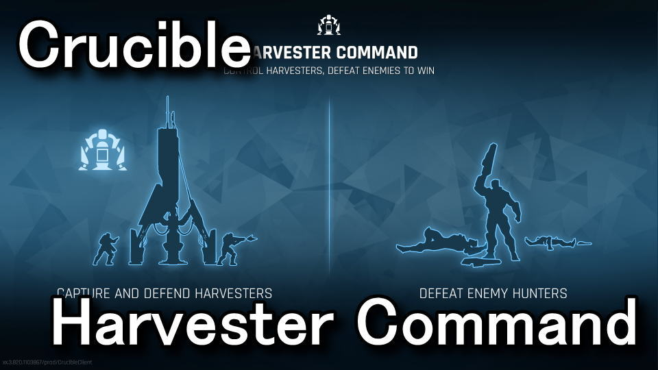 crucible-arvester-command-rule