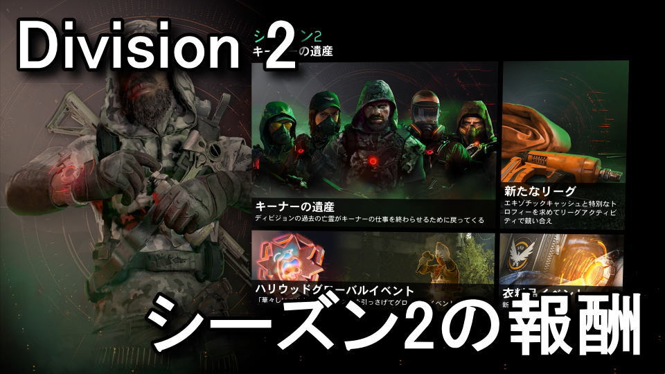 division-2-season-2-rewards