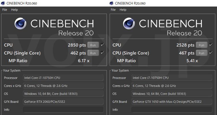 rtx-2060-gtx-1650-max-q-cinebench