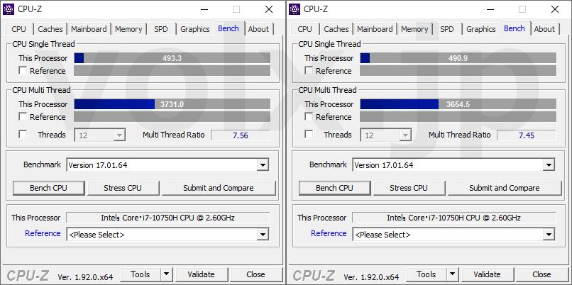 rtx-2060-gtx-1650-ti-hikaku-cpu-z-benchmark