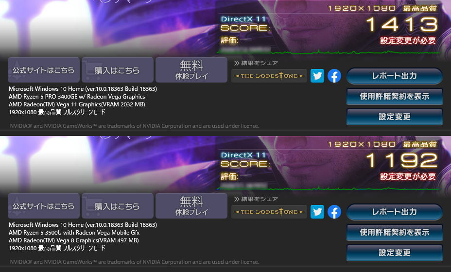 ryzen-5-pro-3400ge-ryzen-5-3500u-ff14-benchmark