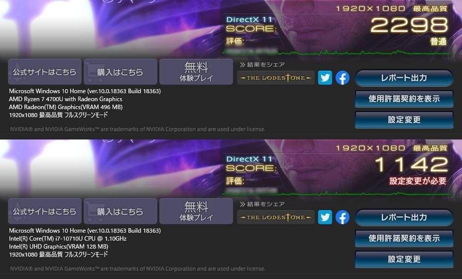 ryzen-7-4700u-core-i7-10710u-ff14-benchmark