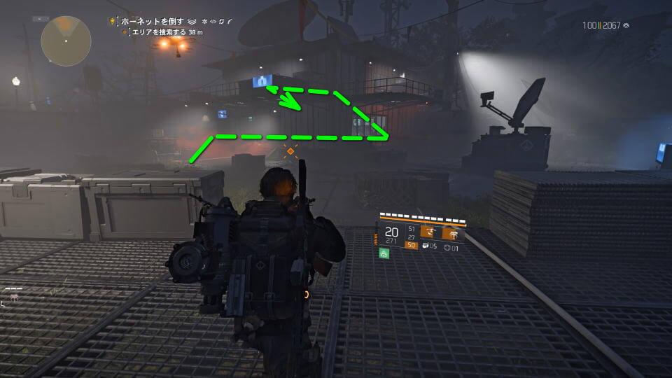 division-2-hornet-map-guide-2