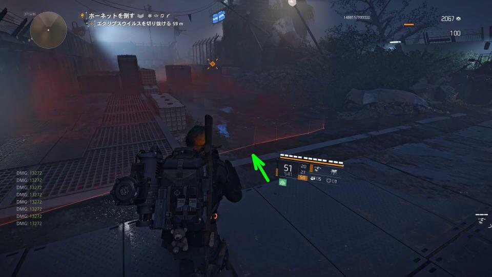 division-2-hornet-map-notice-1