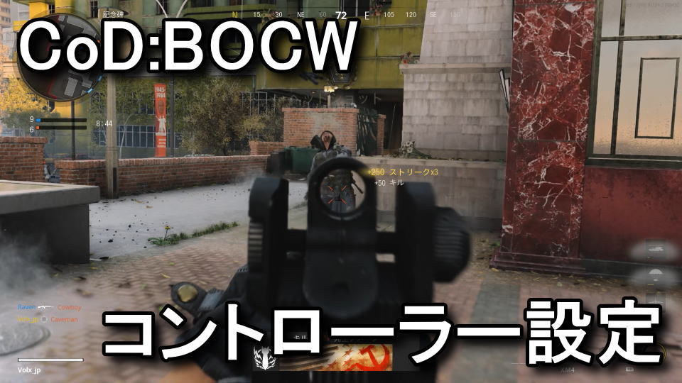cod-bocw-controller