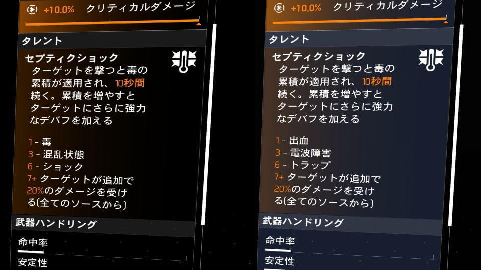 division-2-scorpio-talent-hikaku