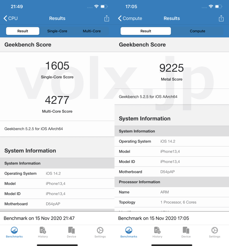 iphone-12-pro-max-geekbench-benchmark