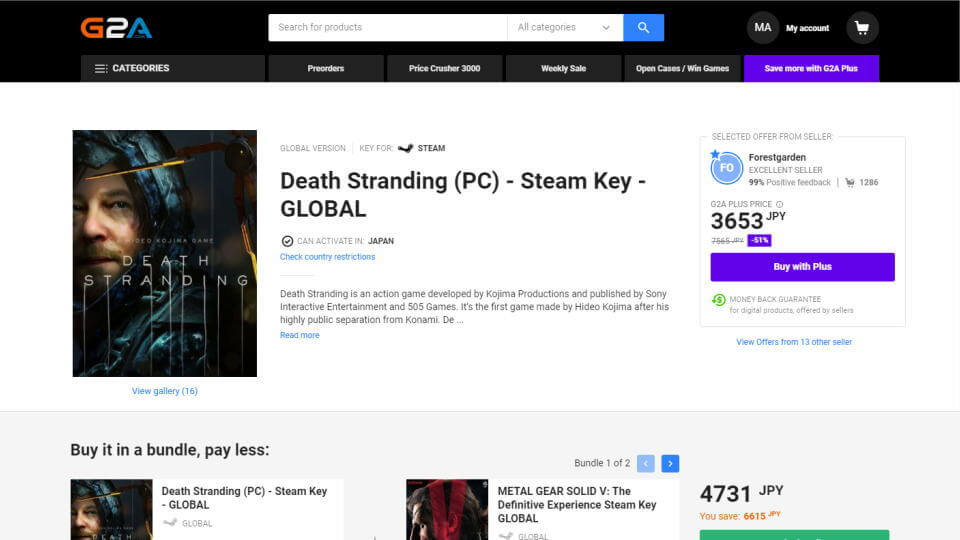 death-stranding-buy-g2a