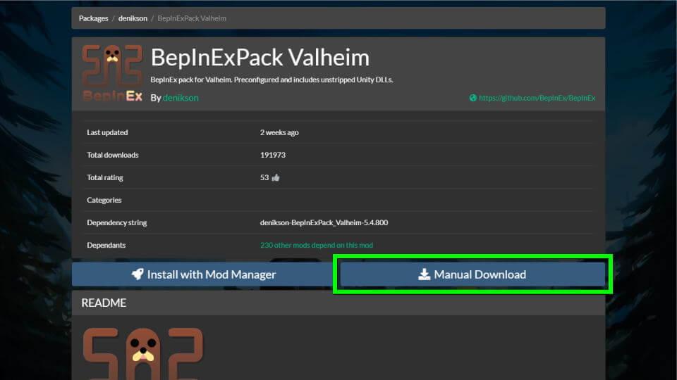 valheim-bepinexpack-mod-download