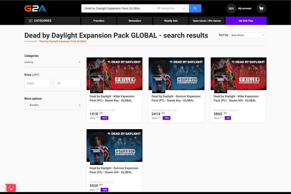 dead-by-daylight-expansion-pack-price