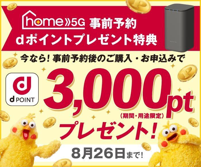 docomo-home-5g-jizen-yoyaku-point-present-3000p-1