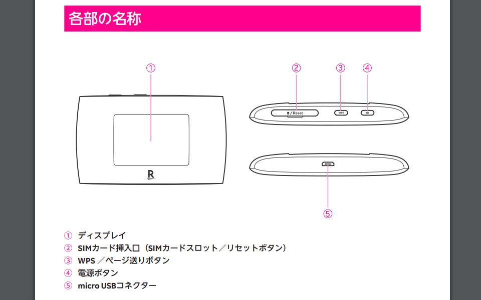 rakuten-wifi-pocket-2-button