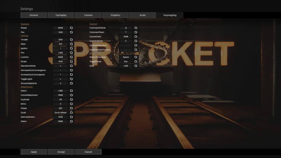 sprocket-settings-keymapping