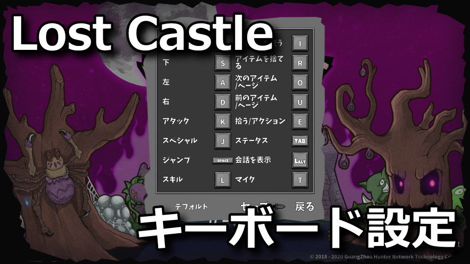 lost-castle-keyboard-controller-setting-japanese